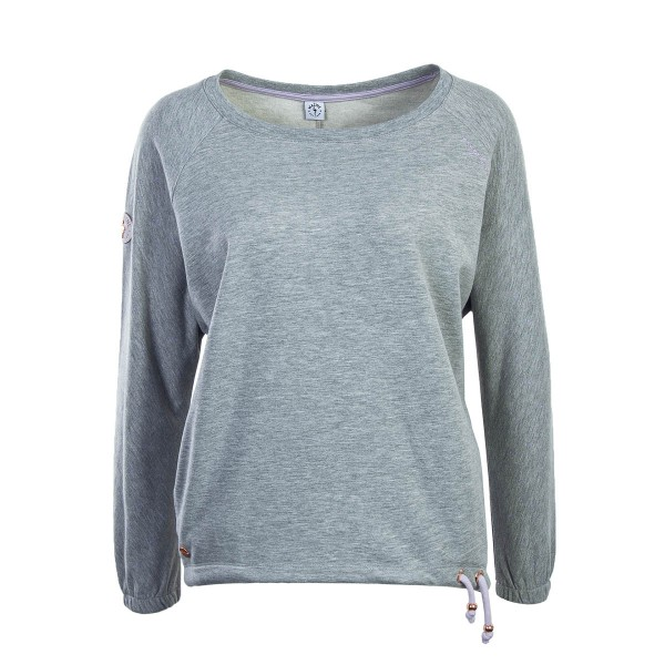 Mazine Wmn Sweat Tacoma Light Grey