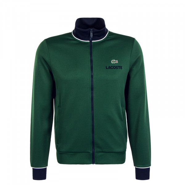 Herren Jacke SH1555 6BE Green Navy