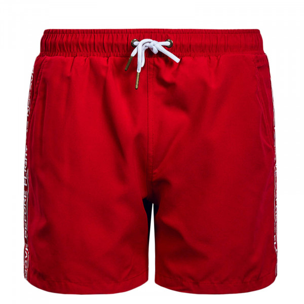 Herren Boardshort RBF Tape Red