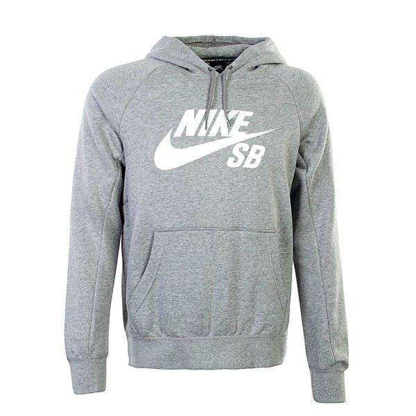 Nike Hoody SB Icon PO Grey White