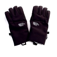 Northface Wmn Gloves ETip TNF Black