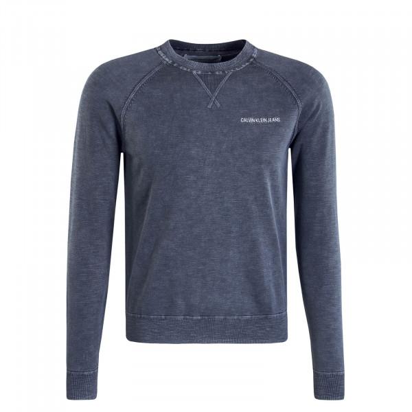Herren Knit Indigo 3437 Grey