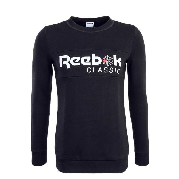 Reebok Sweat F Iconic Crew Black