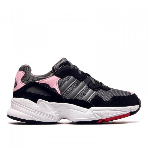 Adidas Wmn Yung 96 J Grey Pink Black