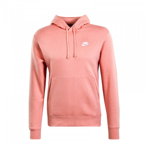 Herren Hoody Club NSW Pink Quartz White