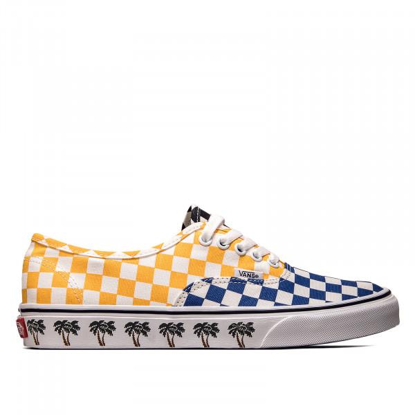 Herren Sneaker - Authentic Sidewall - Plumtree Checkerboard