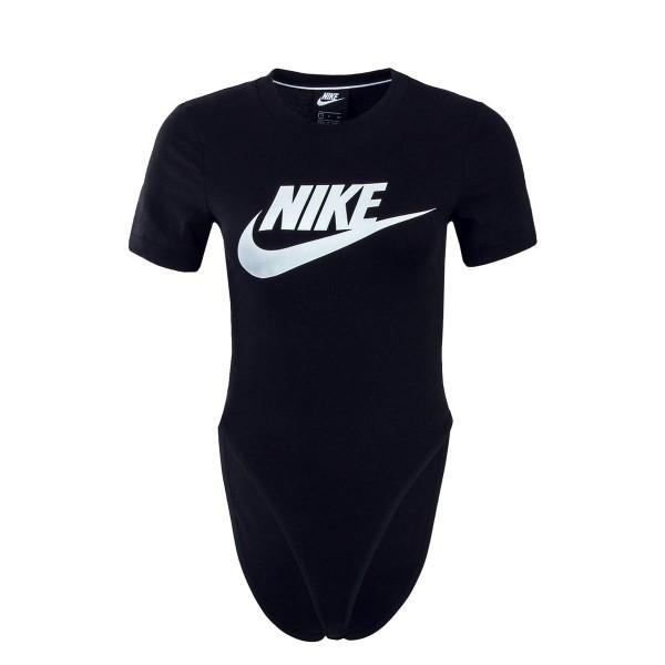Nike Wmn Bodysuit Essntl Black White