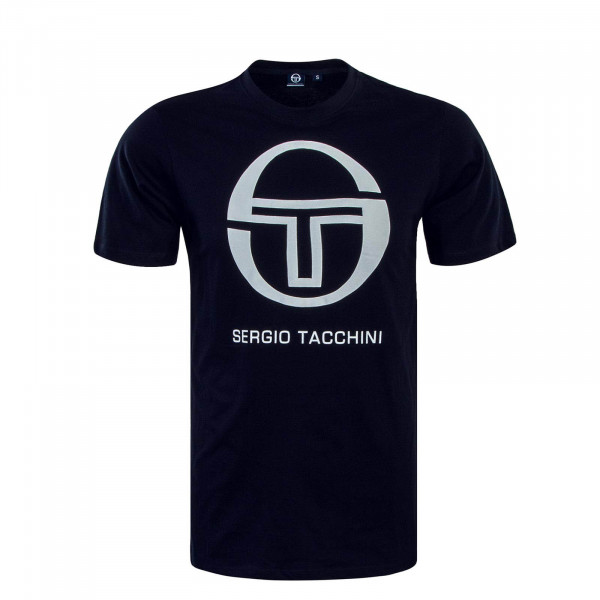 T-Shirt Iberis Navy White