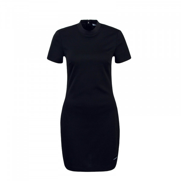CK Dress Fitted Milano Black