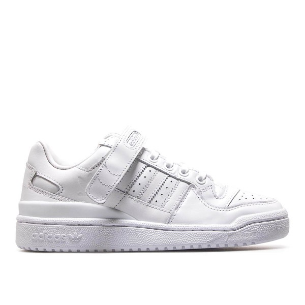 Adidas Forum Lo Refine White White