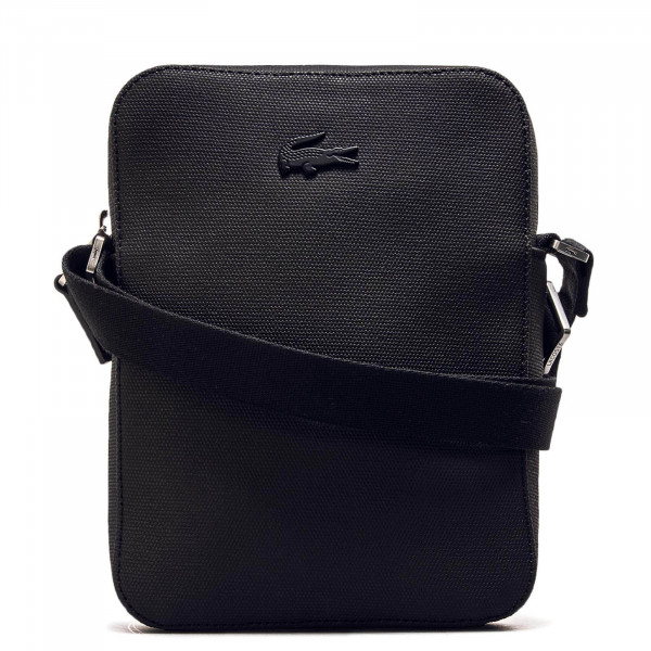 Lacoste Bag Vertical Camera Black