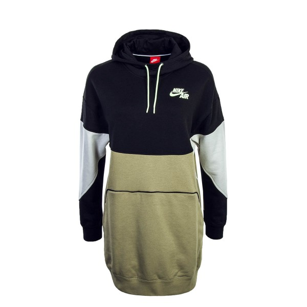 Nike Wmn Hoody NSW Black Olive