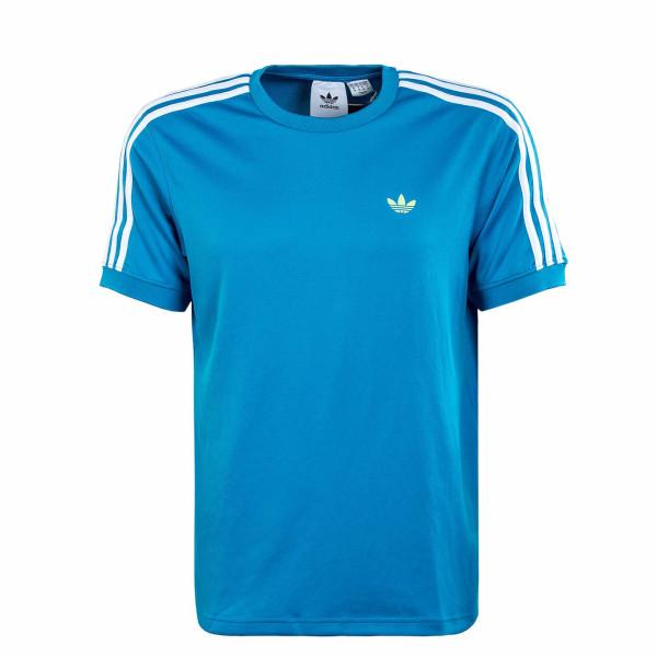Herren T-Shirt - Aero Club Jersy - Sonaqua / White