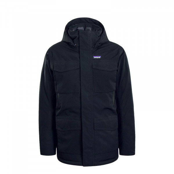 Herren Parka Thunder Cloud Down Parka Black