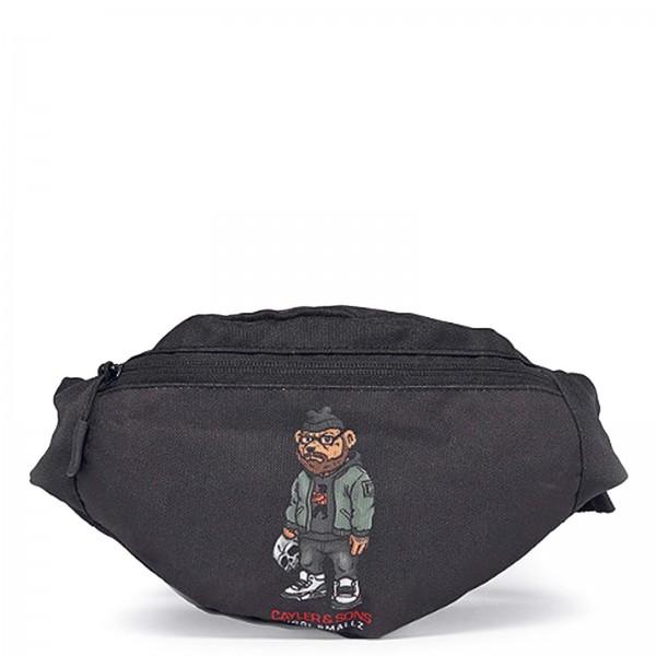 Cayler&Sons Hip Bag Siggi Smallz Black