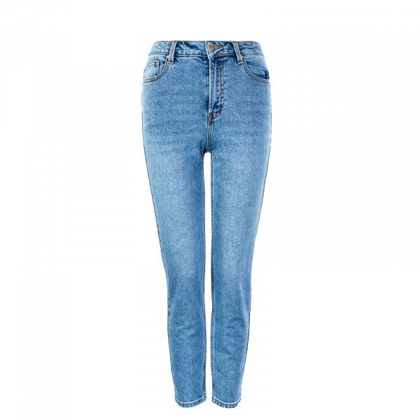 Damen Jeans - Emily Life Ankle - Medium Blue