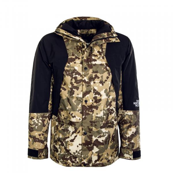 Herren Jacke Mountain Light Dryvent Jacket Burnt Olive