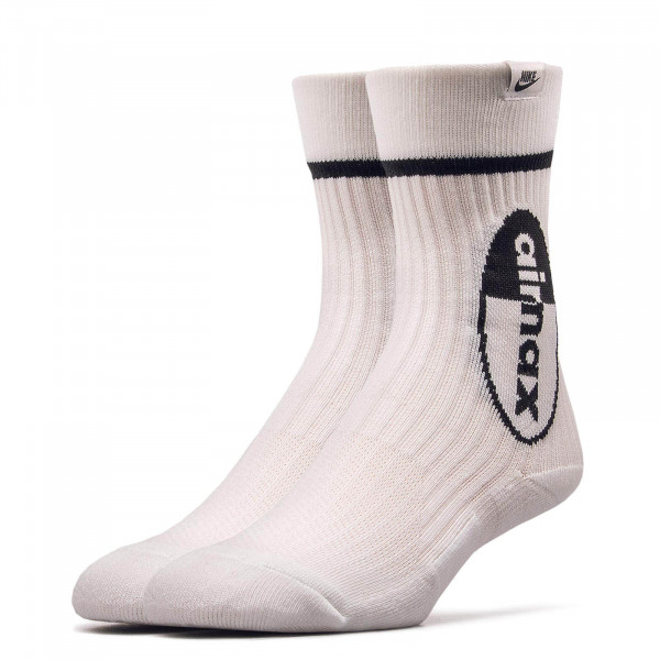 Nike Socks 2Pk Air Max White Black
