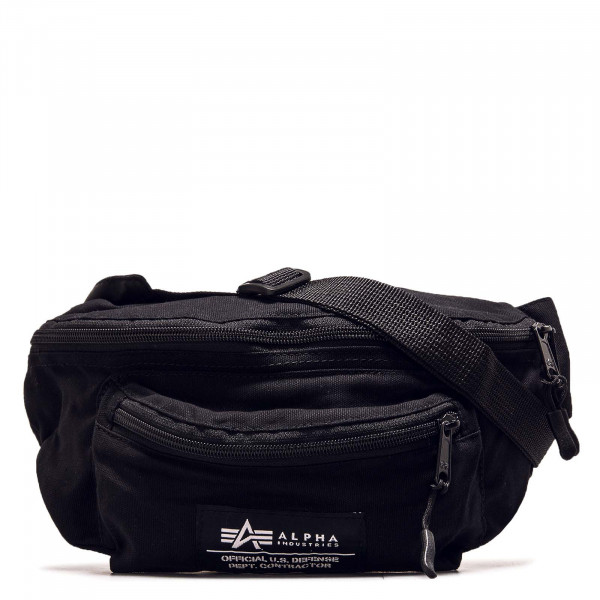 Hip Bag Big Alpha Waist Bag Black