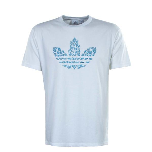 Herren T-Shirt - Nora - White / Sonaqu