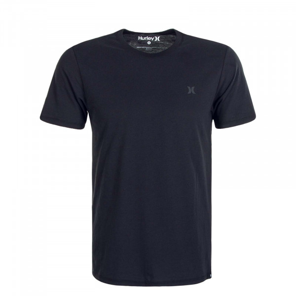 Herren T-Shirt DF Staple Icon Reflective Black