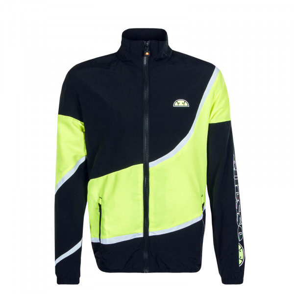 Herrenjacke Laterno Black Yellow