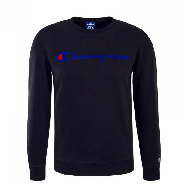 Herren Sweatshirt 428 Black
