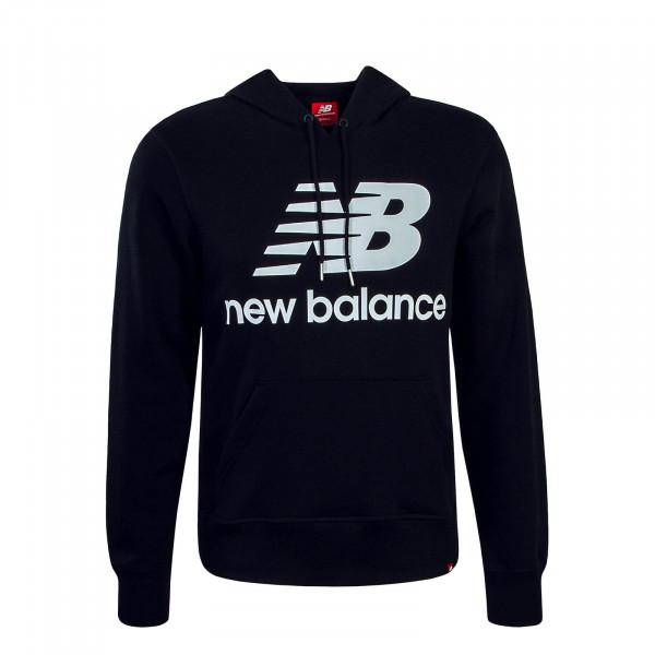 New Balance Hoody MT91547 Black White