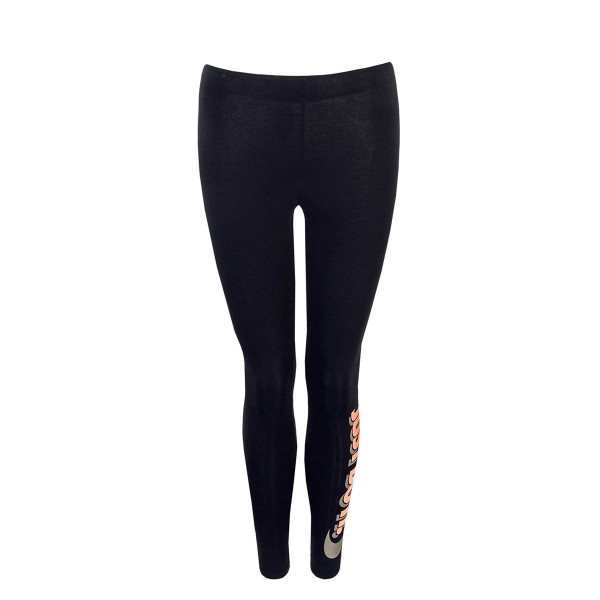 Nike Leggings Club Black Pink
