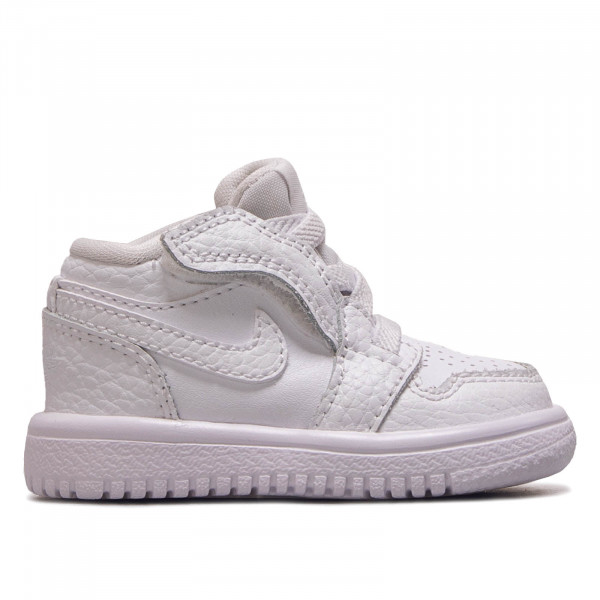 Baby Sneaker Jordan 1 Low Alt TD White