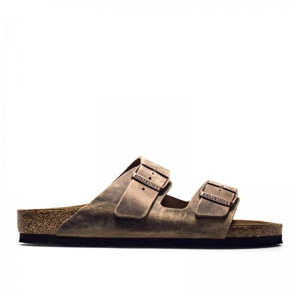 Herren Sandale - Arizona - Tabacco Brown / Normale Weite