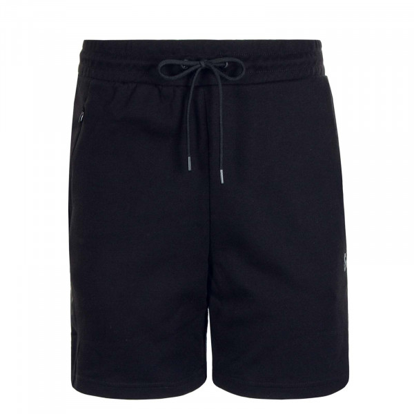 Herren Sweat Shorts Clean Black