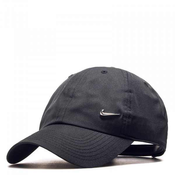 Cap H86 Metal Swoosh Black