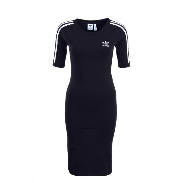 Adidas Dress 3 Stripes Black