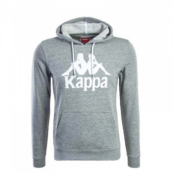 Kappa Hoddy Zimim Grey White