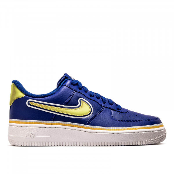 Nike Air Force 1 '07 Sport Royal Gold