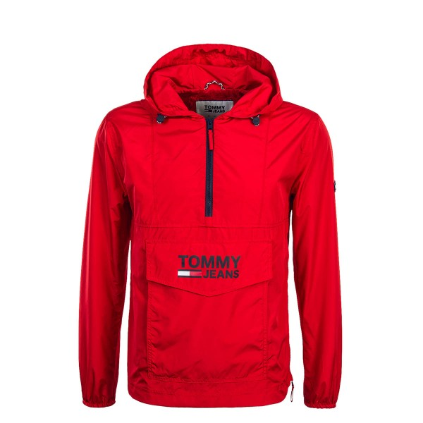 Tommy Jkt Breaker Outerwear Red