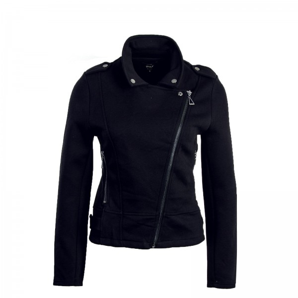 Only Sweatjkt Hit Biker Black
