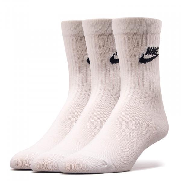 Socken 3er-Pack SK0109 White