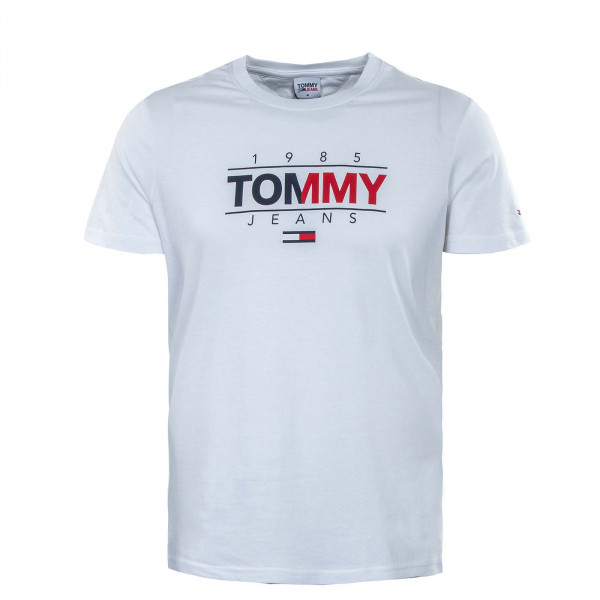Herren T-Shirt - Essential Graphic 11600 - White