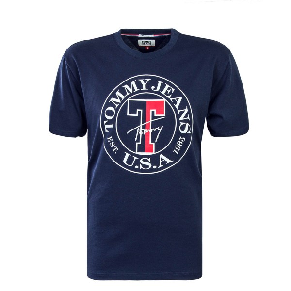 Tommy TS TJM Circle Navy