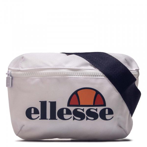 Hip Bag Rosca Cross White