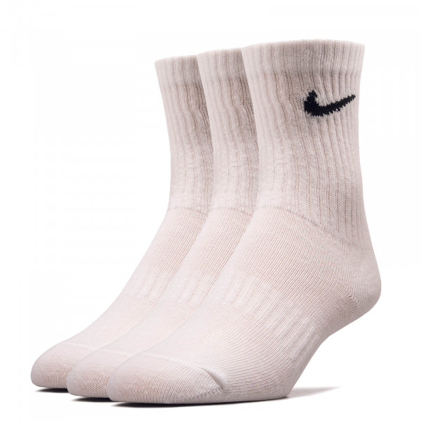 Nike Socks Everyday 3er-Pack White