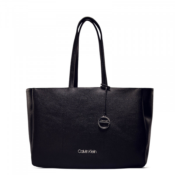 Tasche Sided Shopper Black