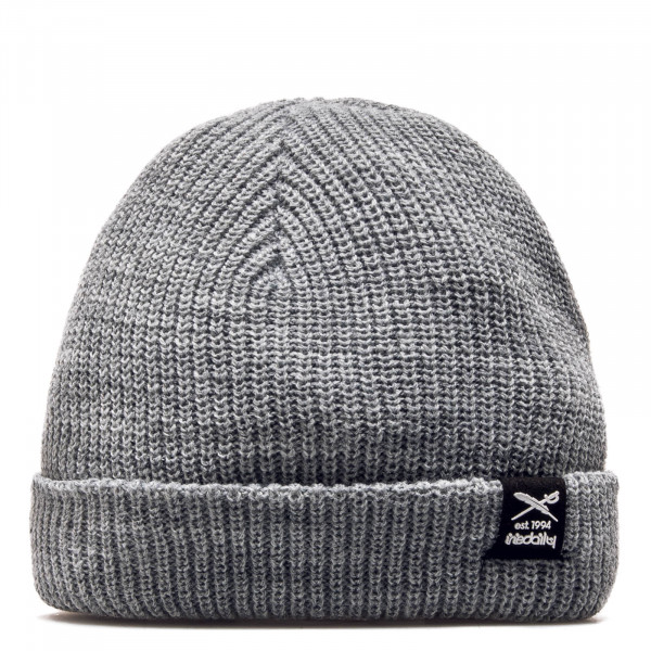 Iriedaily Beanie Transition Grey