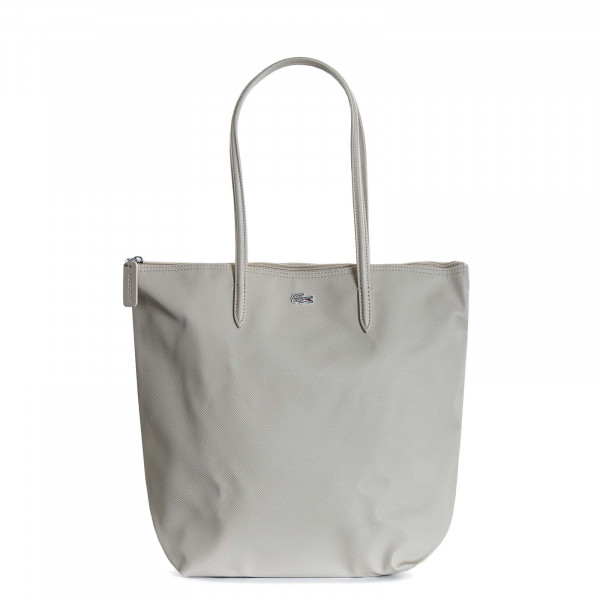 Shopping Bag Vertical Beige