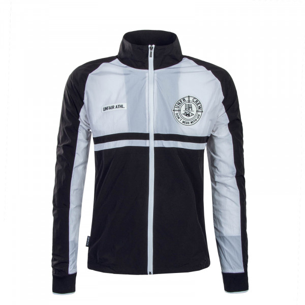 Unfair Trainingjkt Carbon Windrunner Wht