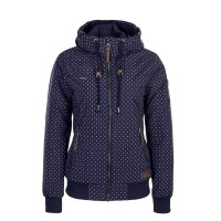 Ragwear Wmn Jkt Nuggie A Navy Point