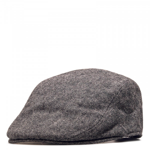 Levis Cap Wool Driver Tweed Mouse Grey