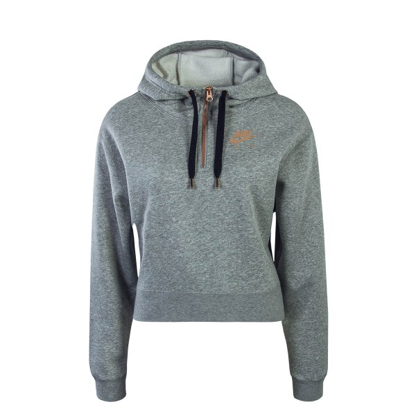 Nike Wmn Hoody Air HZ Grey